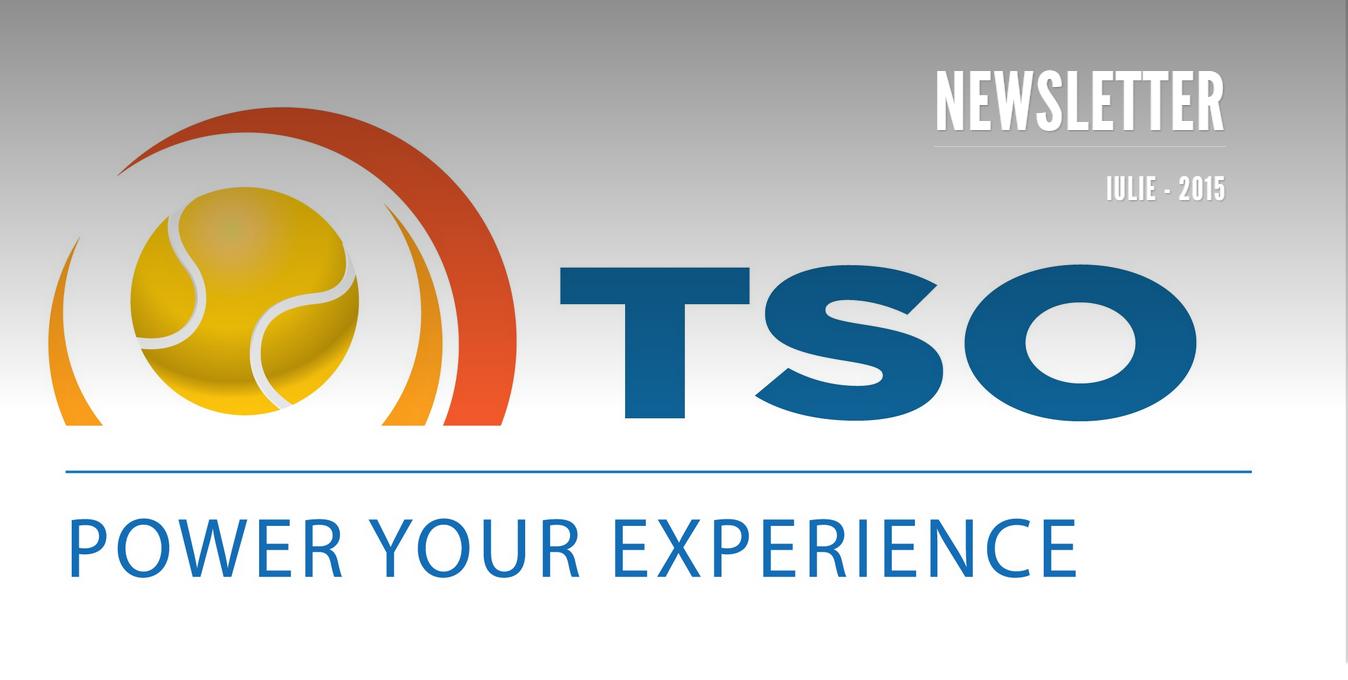 TSO Newsletter Iulie 2015