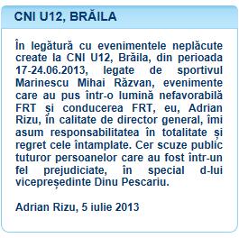 CNI 12 Braila_Rizu